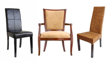 High quality dining room chairs from our consignment store for High quality dining room furniture