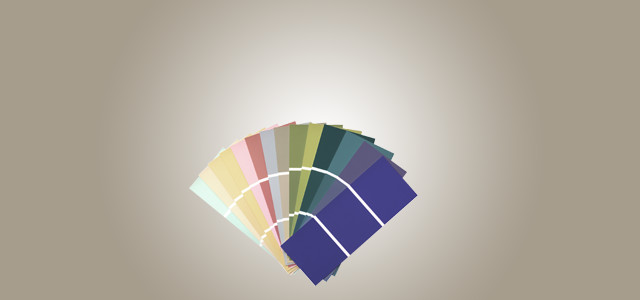 Interior Design Color Swatches