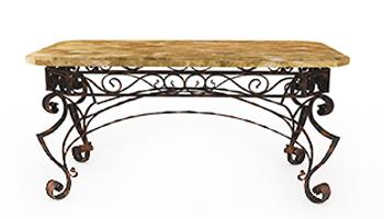 Ornate Luxury Coffee Table