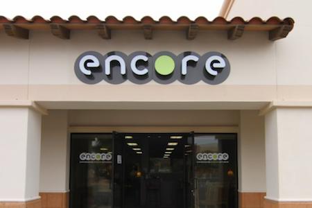 Charming Storefront Of Encore Consign + Design In La Quinta