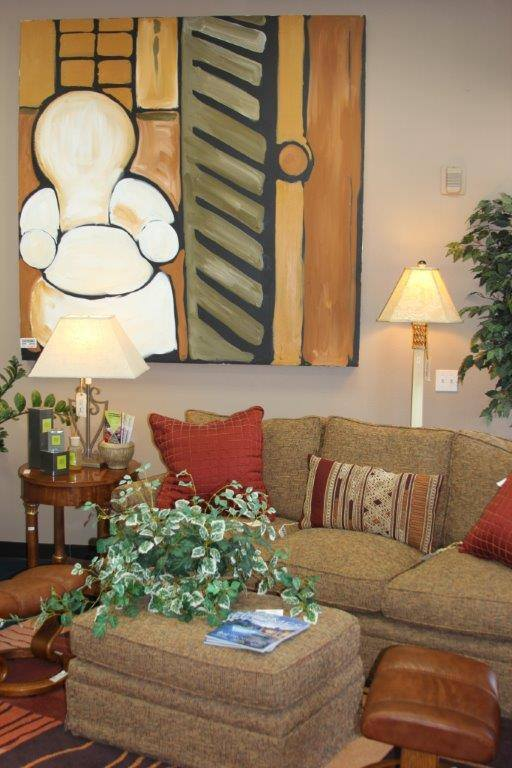 Attractive Consignment Furniture Store Filled With Luxury Furniture