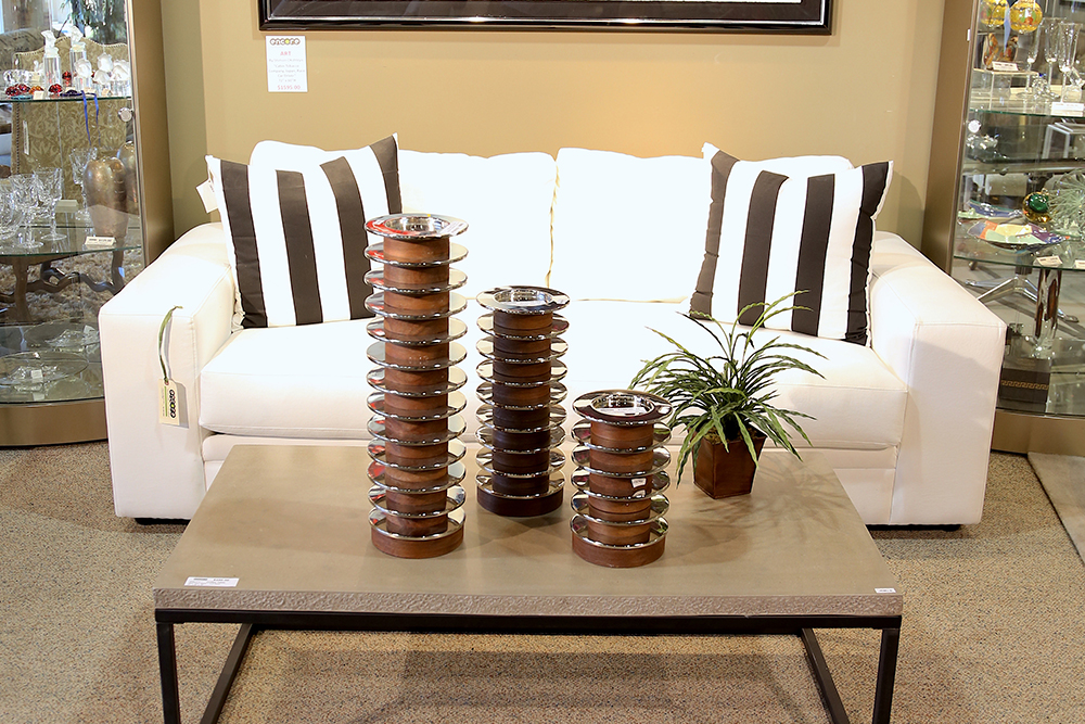New Living Room Furniture At Encore Consign + Design Studio