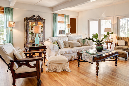 Living Room Materials From Consignment Furniture Store